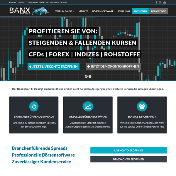 Banx Trading