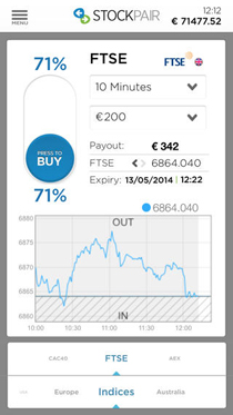 StockPair App Screenshot 3